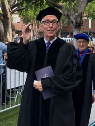 NBC4's Fritz Coleman Receives Honorary Degree from Woodbury University for Public Service