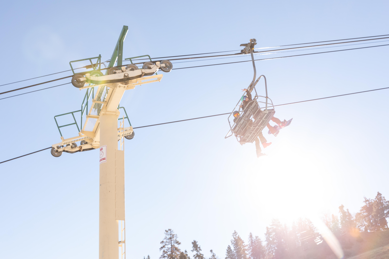 Bear Mountain has opened in Big Bear for the 2018-19 ski season.