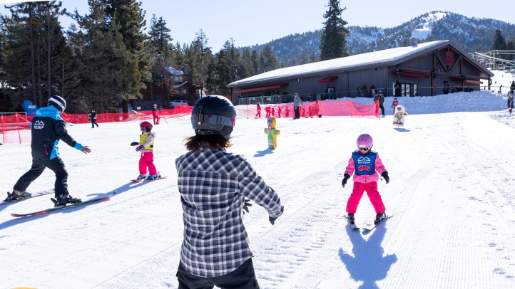 Have a young aspiring skier that's ready to begin the ski life? This new