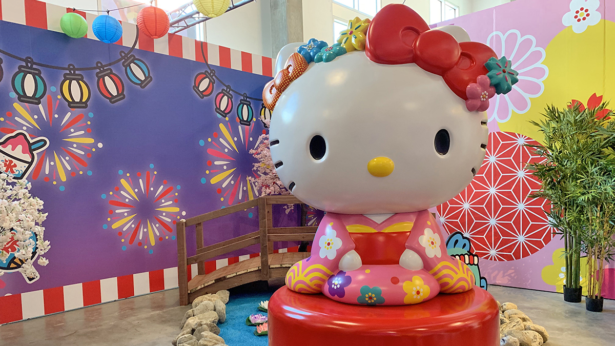 Travel Around the World With Hello Kitty at This New Pop-Up