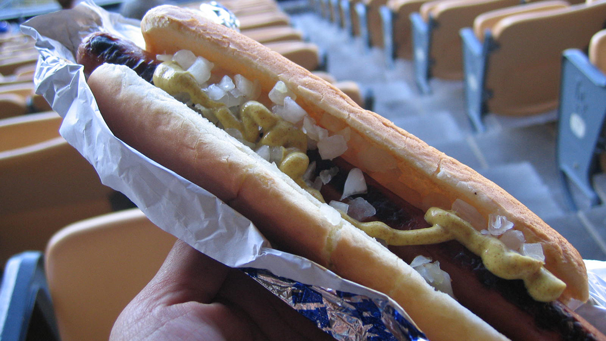 You Can Now Order Your 'Dodger Dog' From the Stands