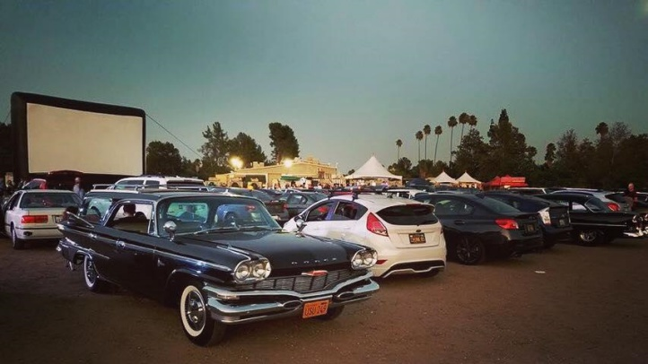 Hot Drive-in Nights Sizzle with My Valley Pass