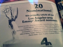 NBC4 Sweeps Local Emmys for Best Newscasts