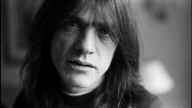 This 1995 file photo shows Malcolm Young in Germany.