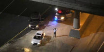 Driver Surrenders to Authorities After Chase