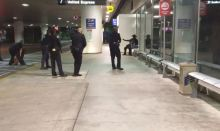 Man in Zorro Costume Detained Ahead of LAX Chaos