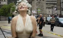 26-Foot Marilyn May Revisit California