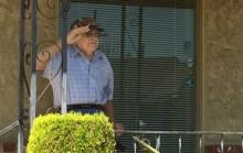 Sailors Surprise World War II Veteran