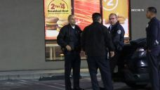 Man Stabbed in Chest at Downtown McDonald's
