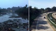 Highway 101 Reopens After Mudslide Forced Closure