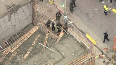 13 People Injured in Oakland Construction Site Collapse