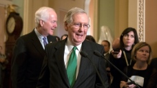 Senate GOP Backs Budget, Clears Way for Tax Overhaul