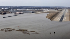 Midwest Floods Expose Threat to Military Posed by Climate Change