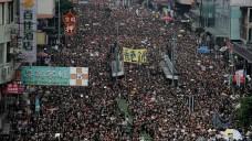 Massive Protests Draw Apology From Hong Kong Leadership