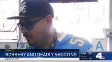 Attempted Robbery Ends in Deadly Shooting