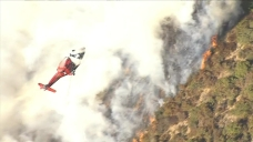 Firefighters Near 100% Containment on Barham Fire