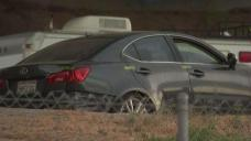 Body Found in Abandoned Lexus Near Orange County Freeway
