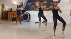 'Because We Can': Ballerinas Dance to Hip Hop en Pointe