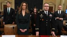 Impeachment Hearings Day 3: Vindman, Williams Testify