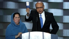 Slain Soldier's Dad: GOP Must Take 'Moral Stand' on Trump