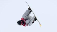 American Mack Takes Silver in Men's Snowboard Big Air