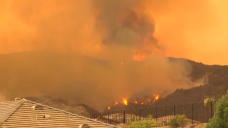Holy Fire Now 83 Percent Contained