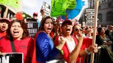 Talks Over Los Angeles Teachers Strike to Resume Saturday