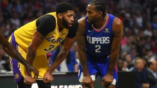 Kawhi's Clippers Top LeBron, AD and the Lakers on Opening Night