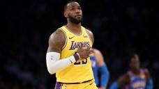 LeBron Makes Triple-Double History, Lakers Edge Thunder