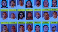 45 Arrested in Crackdown on Riverside Gang Violence