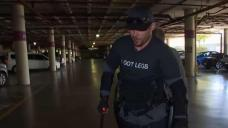 Paralyzed Man Takes on Los Angeles Marathon in Exoskeleton