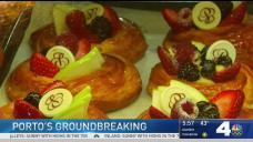 Porto's Bakery and Cafe Breaks Ground in West Covina