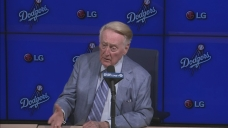 Vin Scully's Final News Conference