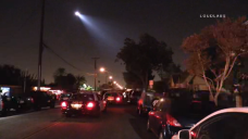 Armed Man at Large After Hourslong Bellflower Barricade