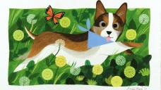 The All-Corgi Art Show: It's Happening
