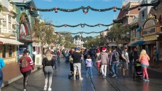 Lights, Rides, Treats: Time for the Holidays at Disneyland