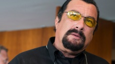 Woman Says Steven Seagal Sexually Assaulted Her at Audition