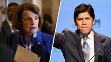 Feinstein, de Leon Debate Before Midterm Election