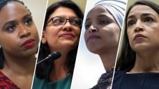 Trump: If Progressive Lawmakers Aren't Happy 'You Can Leave'