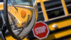 California Lawmakers Approve School Bus Alarm Bill