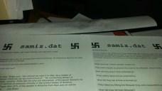 Swastikas, Pro-Trump Fliers Found on UC Berkeley Printers