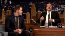 'Tonight Show': Mad Lib Theater With Chris Pratt