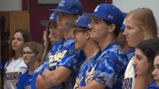 Olympians Donate New Equipment to Agoura Hills High School