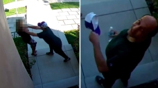 Disturbing Attack on Real Estate Agent Captured on Camera in Encino