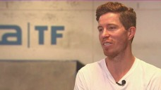 Shaun White Won't Let the Absence of Snow Stop Him
