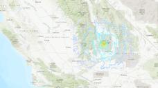 Magnitude-5.0 Earthquake Rattles Little Lake Area