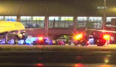 One Dead After Tire Explodes in John Wayne Airport Workshop