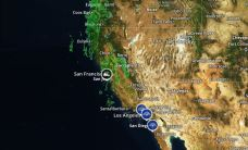 Storm Brings a Quick Serving of Rain for Thanksgiving
