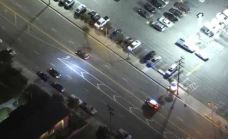 Reportedly Armed Driver Leads Police on Pursuit