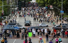 Thousands in LA Expected to Protest Trump Inauguration